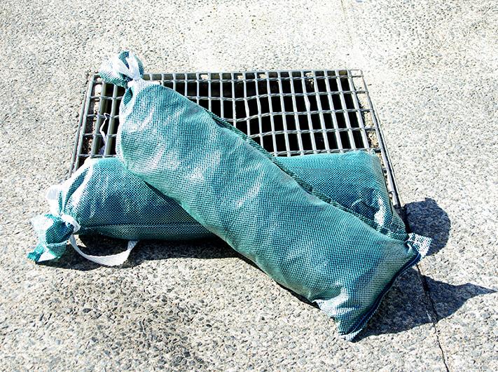 Polywoven Silt Bags Polesy